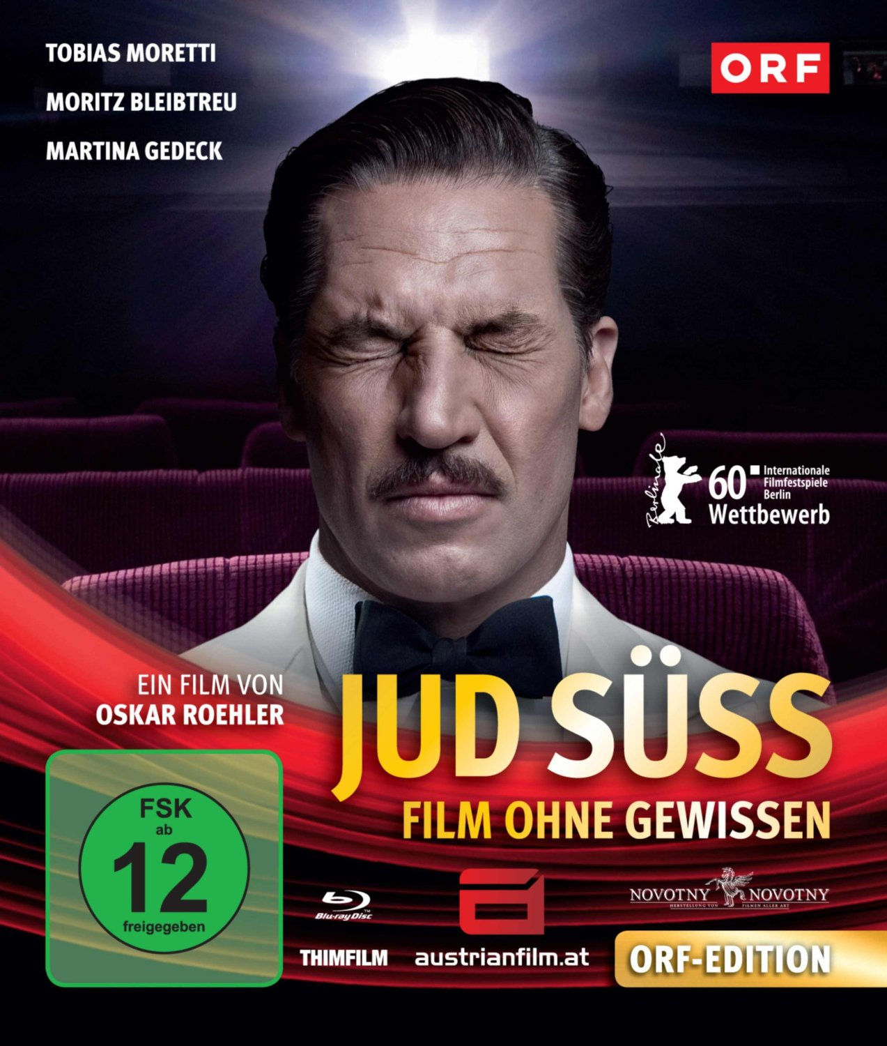 """Jud Süss.  Film Without a Conscience"""